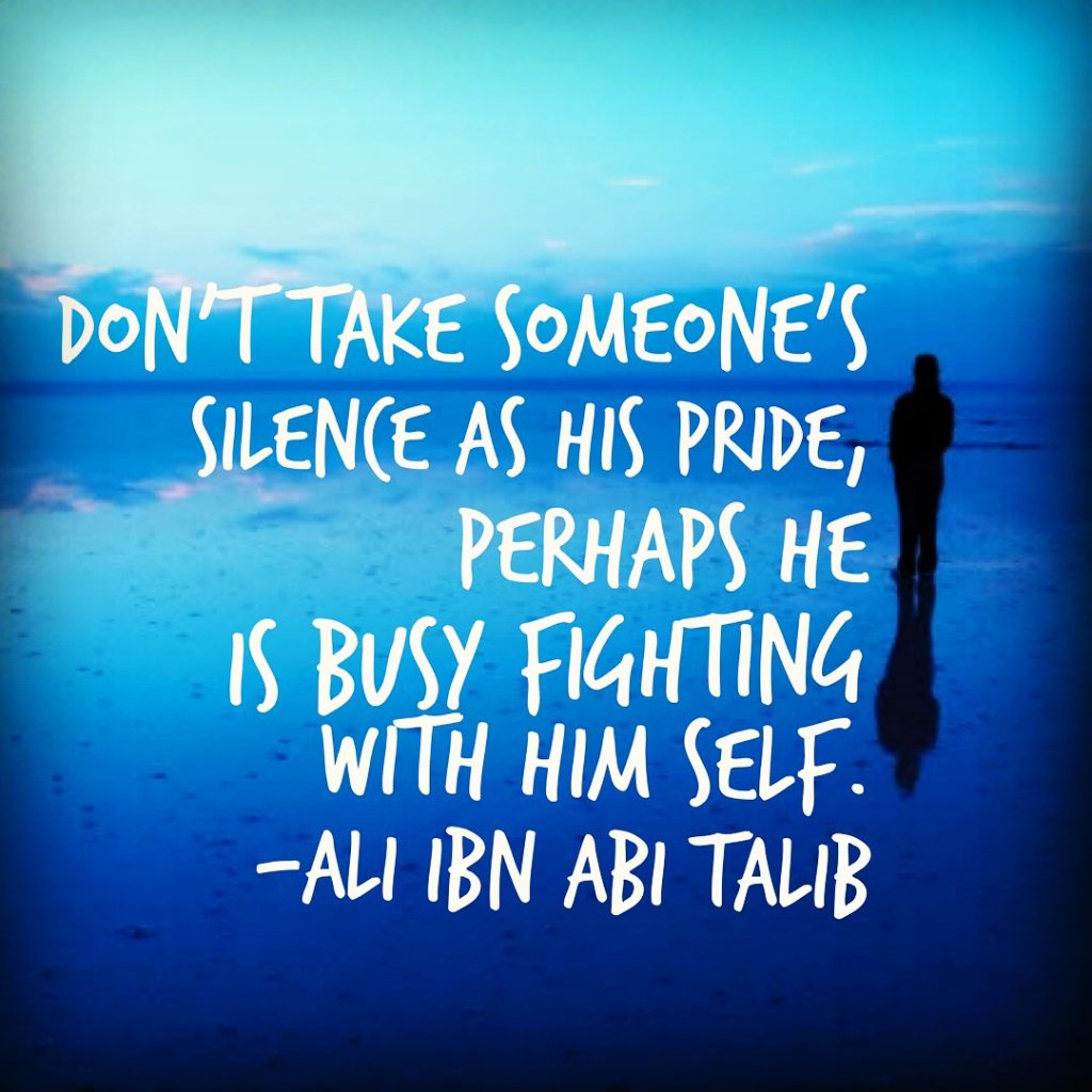 Someones Silence