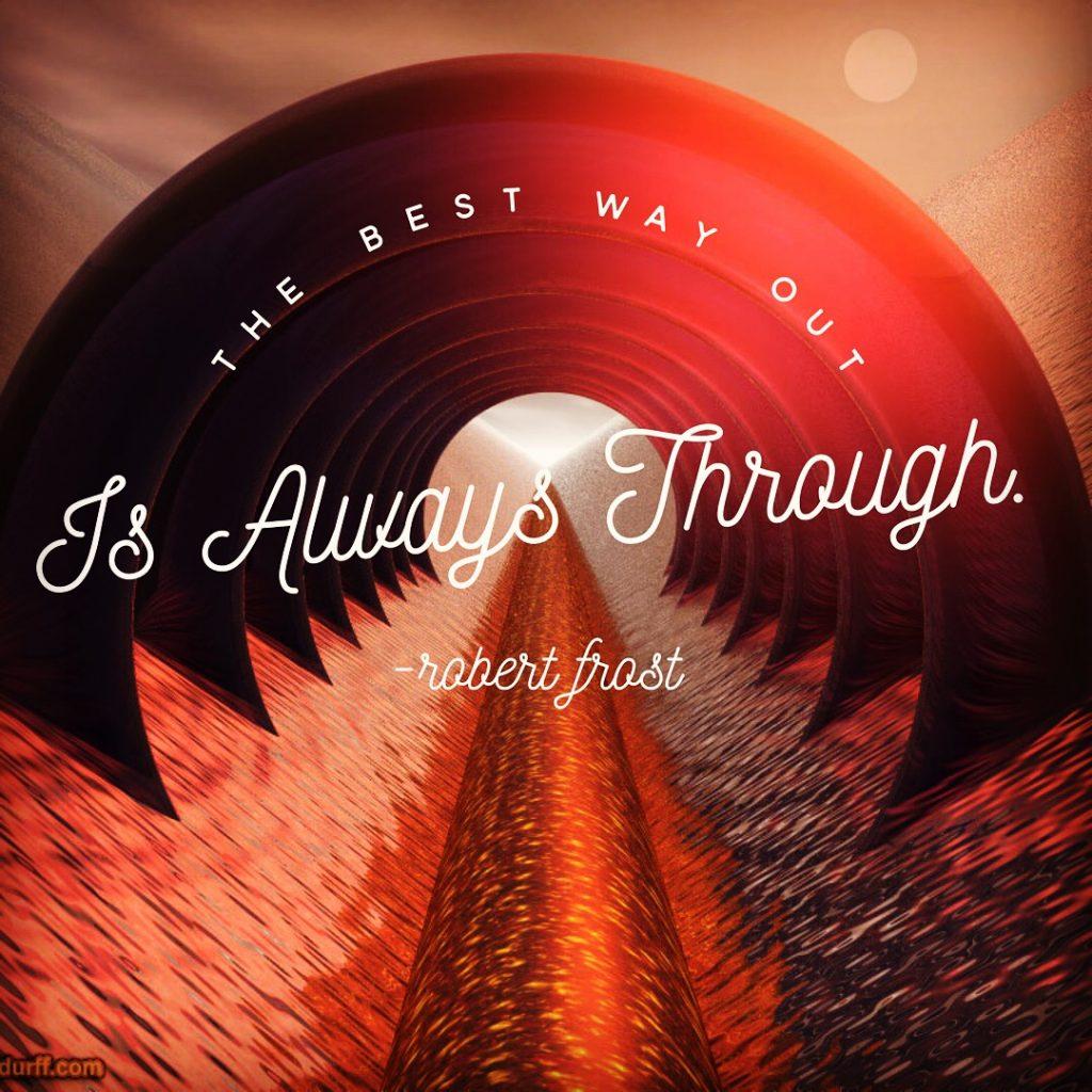 Best Way Through