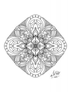 Just A Doodle by Frank Deardurff